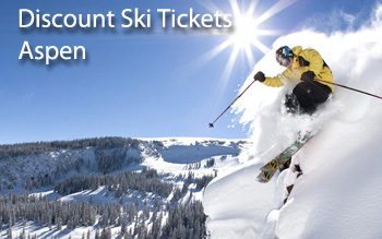 aspen discount ski tickets